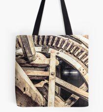 Mill Wheel Tote Bag