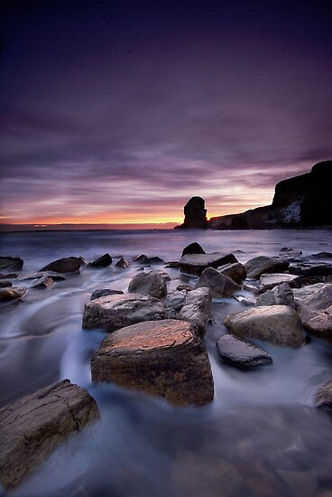 Marsden dawn by james  thow