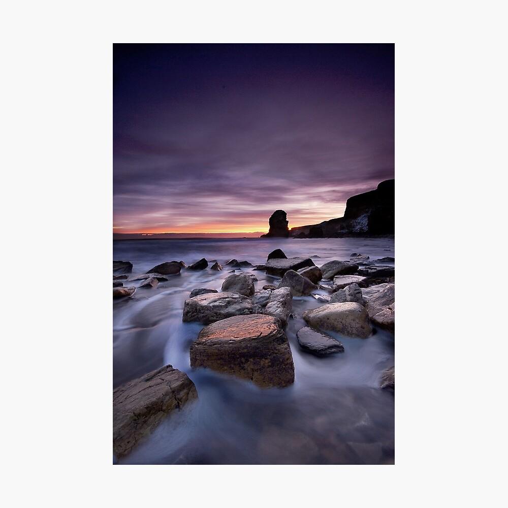 Marsden dawn Photographic Print