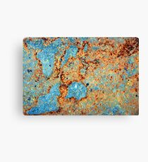 Scorched Earth Canvas Print
