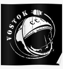 Vostok 1 Poster