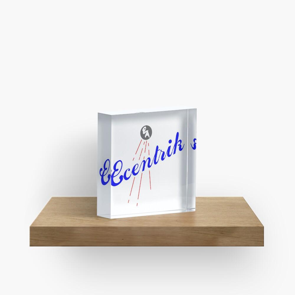 Dodger Acrylic Block