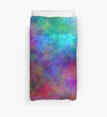 Nebula - Dreamy Psychedelic Space Inspired Art Duvet Cover