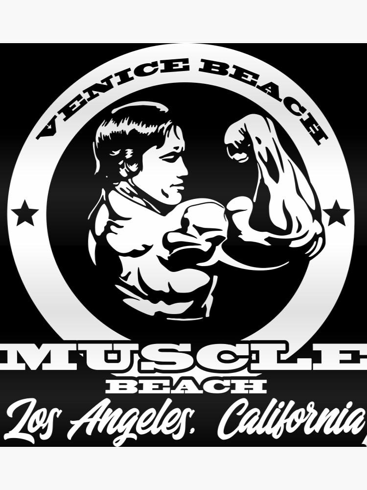aaa531f1 Venice Beach Muscle Beach arnold schwarzenegger shirt