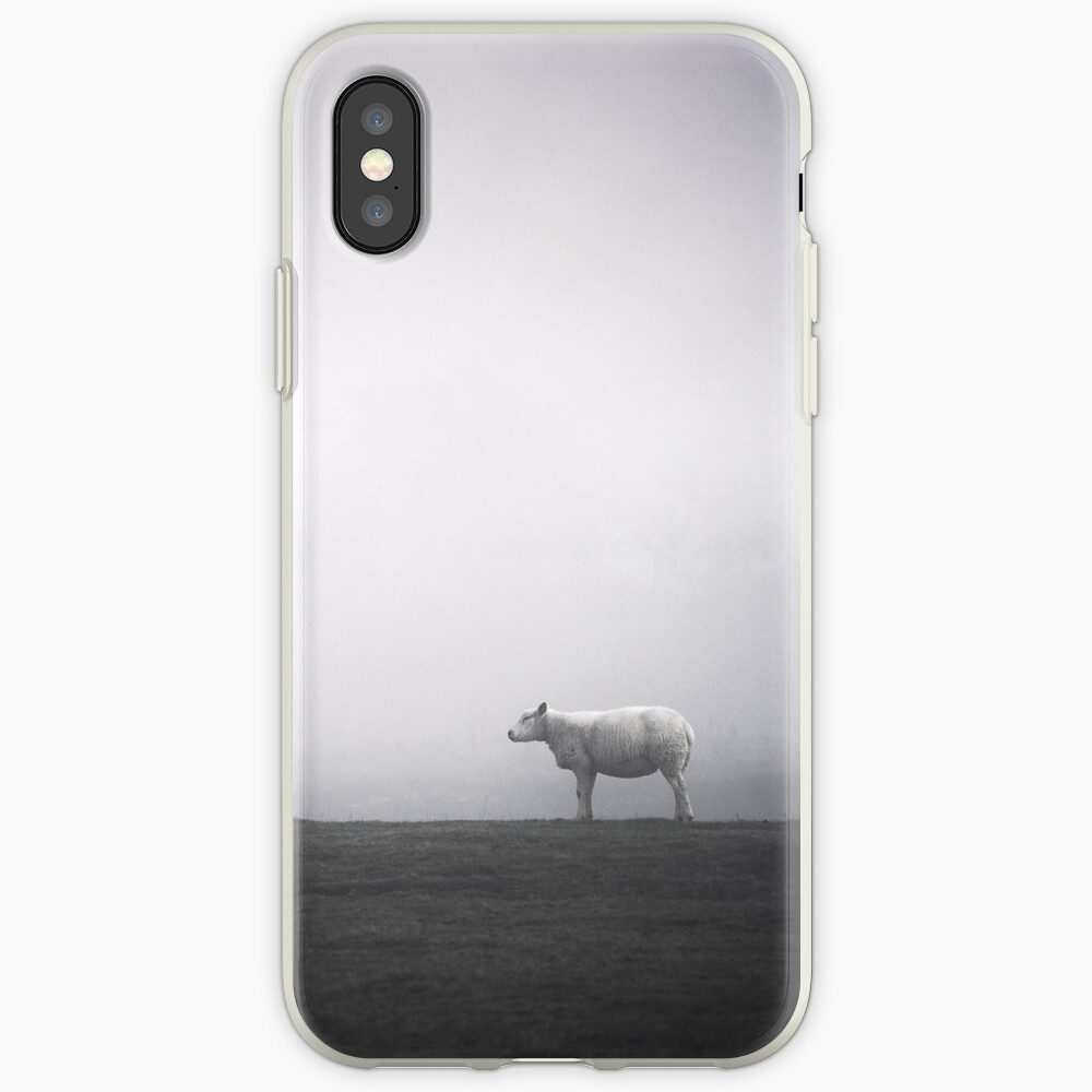 """""""A Moment Of Calm"""" by Cat Burton iPhone Case & Cover"""