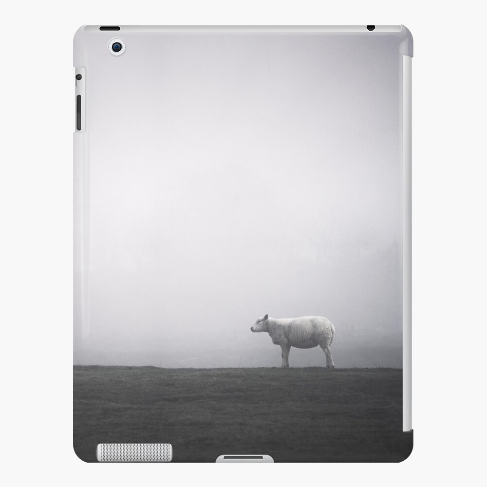 """A Moment Of Calm"" by Cat Burton iPad Case & Skin"