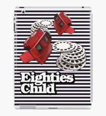 Eighties Child iPad Case/Skin