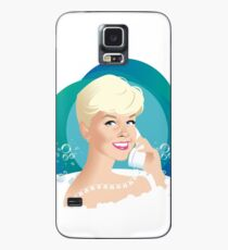 Doris Hülle & Klebefolie für Samsung Galaxy