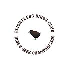 Inaccessible Island Rail: Flightless Birds Club Hide & Seek by ransombadger