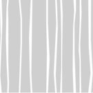 Silver Stripe - Seamless Pattern by Autumn Musick