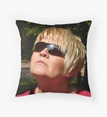 LEONIE 7 Throw Pillow