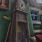 hickory dickory dock by jwedrewolf
