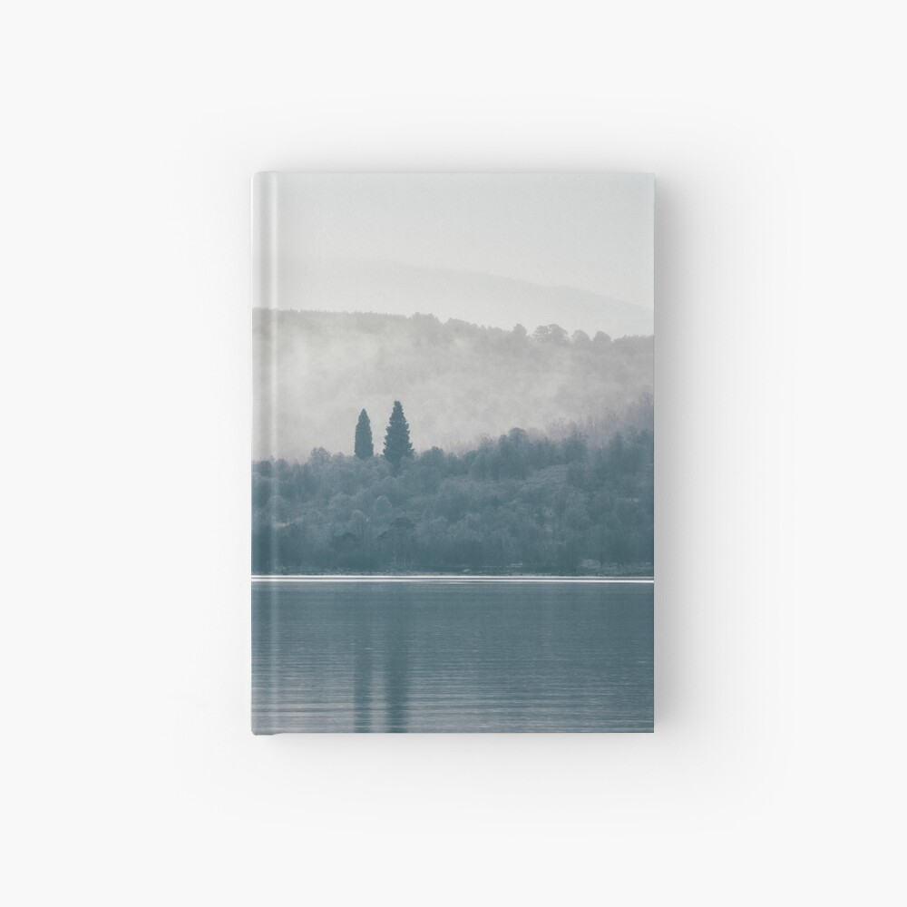 """""""The Towering Six"""" by Cat Burton Hardcover Journal"""