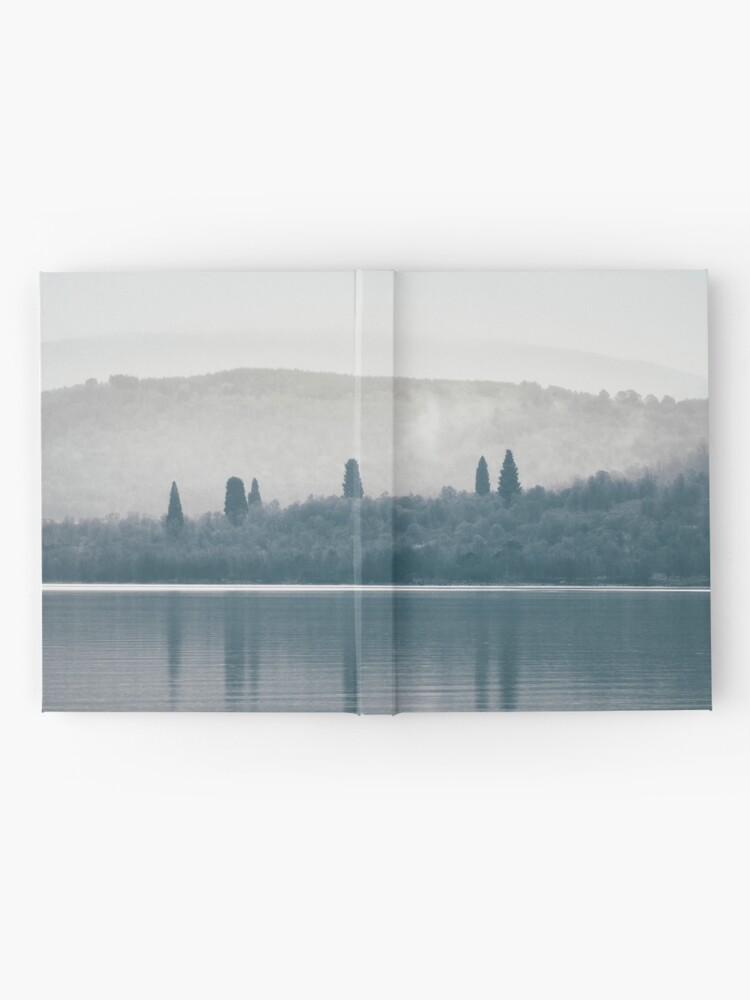"""Alternate view of """"The Towering Six"""" by Cat Burton Hardcover Journal"""