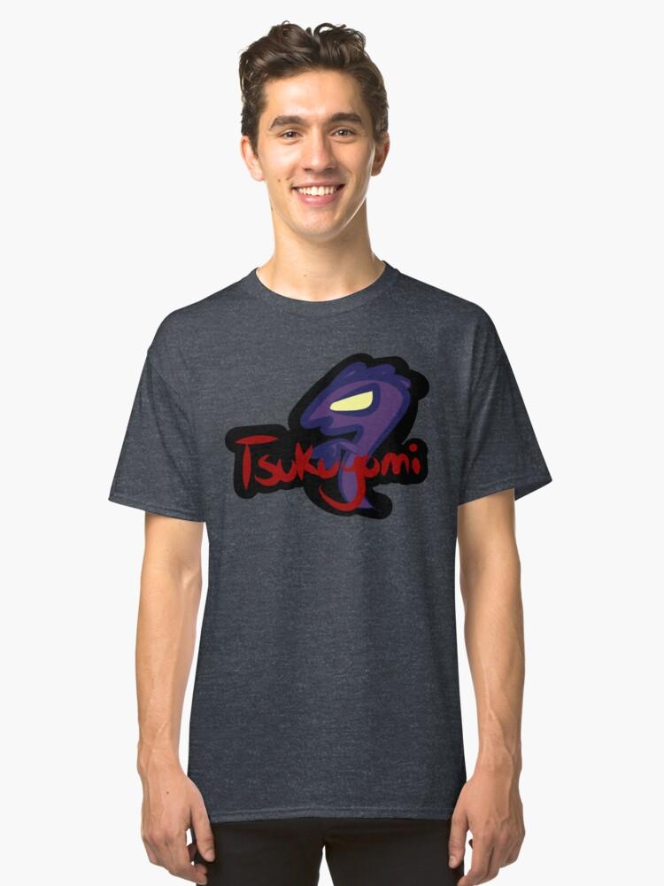 Alternate view of Fumikage Tokoyami: Tsukuyomi Classic T-Shirt