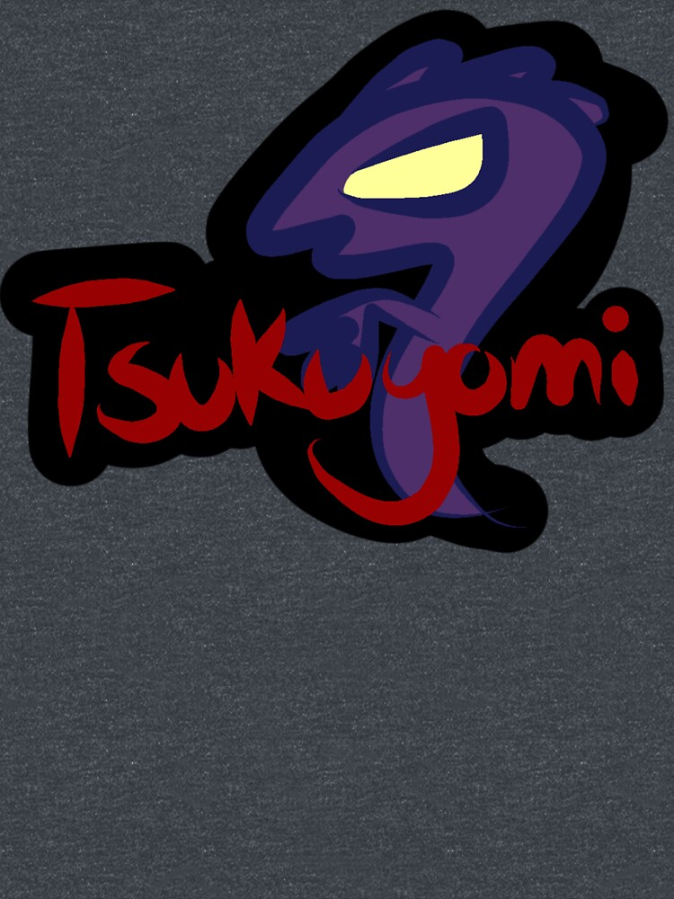 Fumikage Tokoyami: Tsukuyomi by shroomsoft