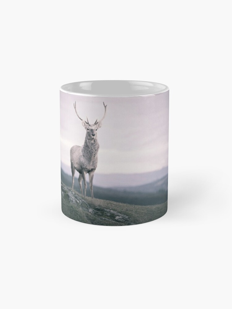 "Alternate view of ""The Prince"" by Cat Burton Mugs"