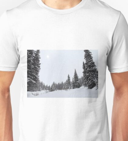 The Season of White Unisex T-Shirt