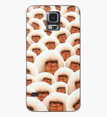 Ango Gobloggian Telefonkasten Hülle & Klebefolie für Samsung Galaxy
