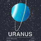 Uranus von Tracie Andrews