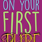 First Pube by Asha Freemantle