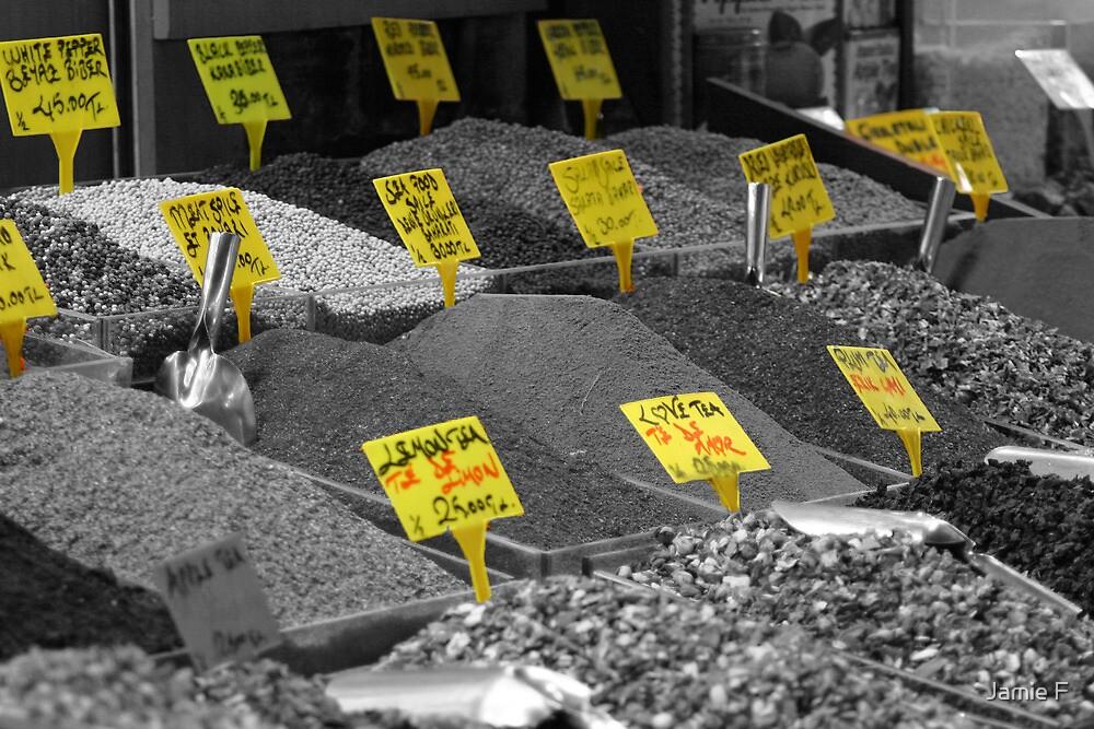 Spice Market, Istanbul by Jamie F