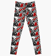 Major Lazer - Peace is the Mission Leggings
