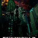 Endworld movie style Poster by Drummy
