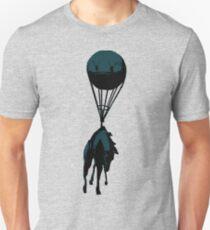 Flying horse Unisex T-Shirt