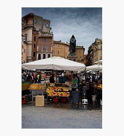 Campo Di Fiori Photographic Print