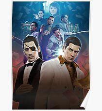 Yakuza 0 Poster Poster