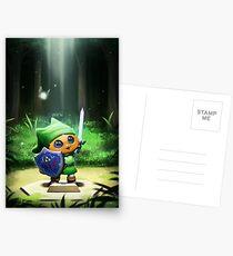 Mewster Sword Cartes postales