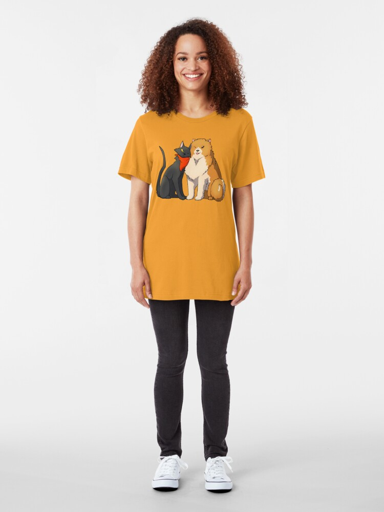 Alternate view of Sissel and Missile Slim Fit T-Shirt