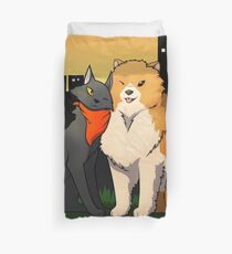 Sissel and Missile Duvet Cover