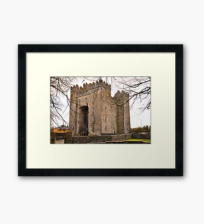 Bunratty Castle Framed Print