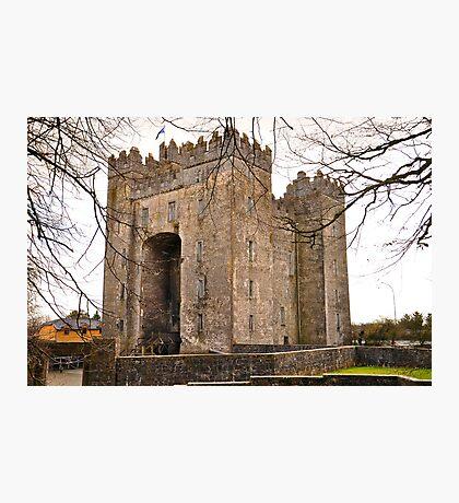 Bunratty Castle Photographic Print