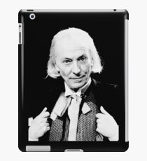 William Hartnell - Dr Who #1 iPad Case/Skin