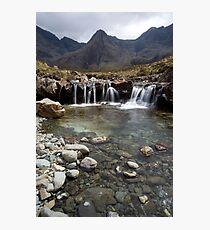 The Fairy Pools, Isle of Skye Photographic Print