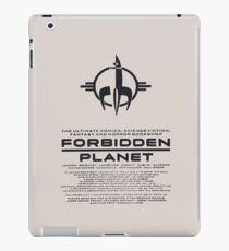 Forbidden Planet  iPad Case/Skin