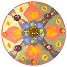 Happy Mandala  by EmilySutin