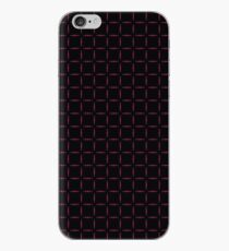 Happy Patterns Black Illumination iPhone Case