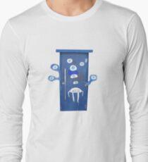 A door with eyes- wall art T-Shirt