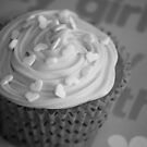 Black and White Cupcakes Birthday Girl by Framed-Photos