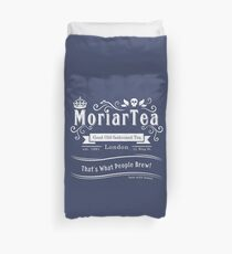 MoriarTea 2014 Edition (white) Duvet Cover