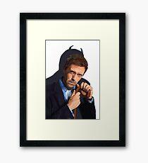 Hugh Laurie as Imp Framed Print