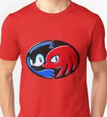 Sonic and Knuckles  T-Shirt