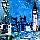 Winter in London by andy551