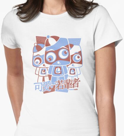 Loco Mascot Stencil T-Shirt