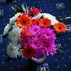 Lebendige rosa Blumen für Muttertag von BlueMoonRose