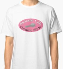 Spoonie Style - 50s Pink Classic T-Shirt